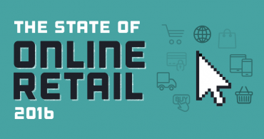 The State of Online Retail 2016 Infographic