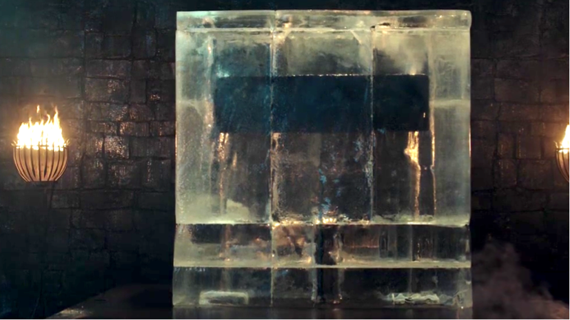HBO Block of Ice