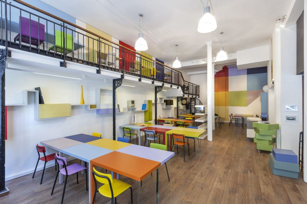 Co-working space - Patchwork