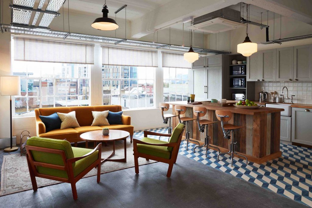 Co-working space - Soho Works