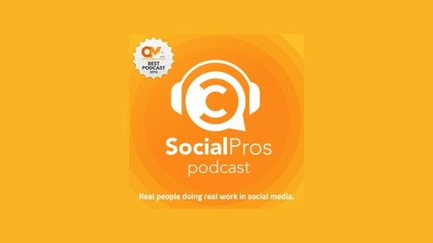 Social Pros content marketing podcast