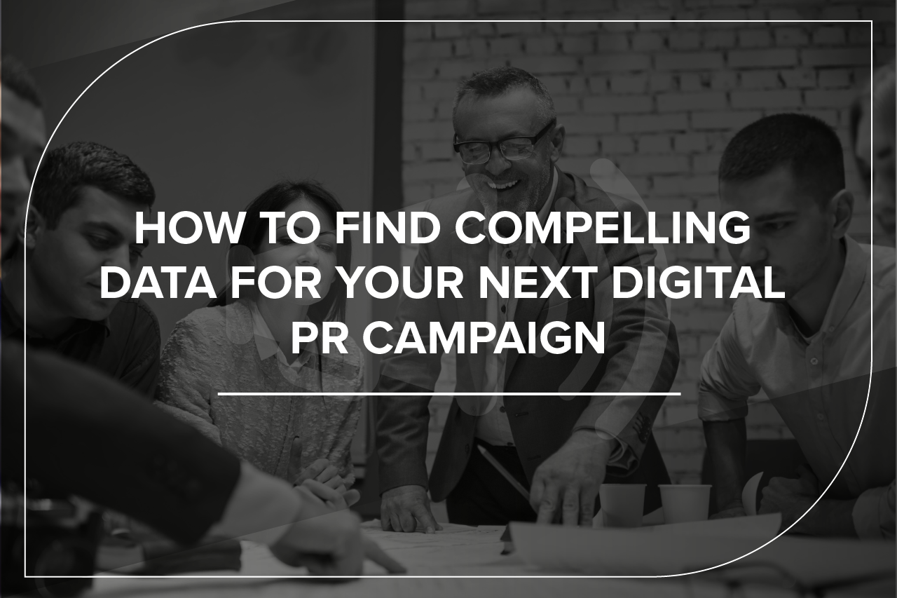 Compelling data for your next PR campaign