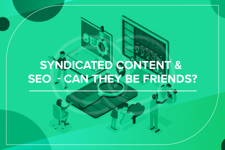 Syndicated Content & SEO - can they be friends?
