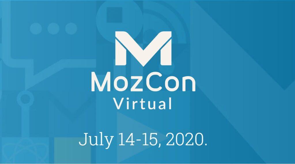 Mozcon Virtual poster