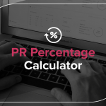 JBH PR Percentage Calculator